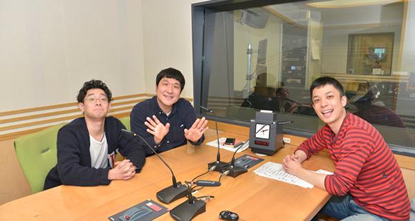 ラジオ特番『落語DE成金』