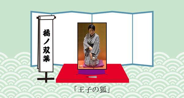 王子の狐(平成31年2月10日王子の師弟落語会)